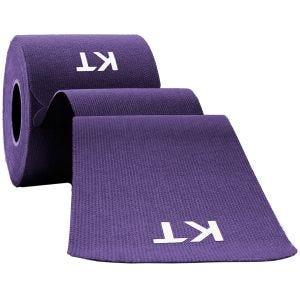"KT Tape Consumer Cotton Original Precut 10"" Purple"