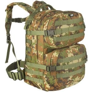 MFH Backpack Assault II Vegetato Woodland