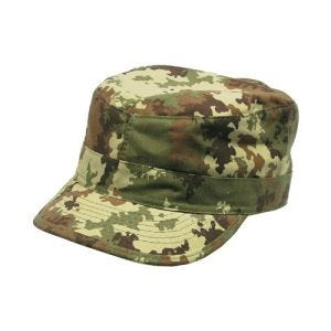 MFH BDU Ripstop Field Cap Vegetato Woodland