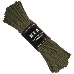 MFH Paracord 100ft OD Green