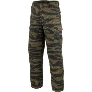 Mil-Tec BDU Combat Trousers Tiger Stripe