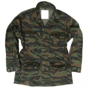 Mil-Tec BDU Combat Shirt Tiger Stripe