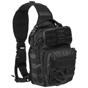 Mil-Tec One Strap Small Assault Pack Tactical Black