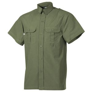 Fox Outdoor Short Sleeve Outdoor Shirt OD Green