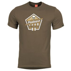 Pentagon Ageron Victorious T-Shirt Terra Brown