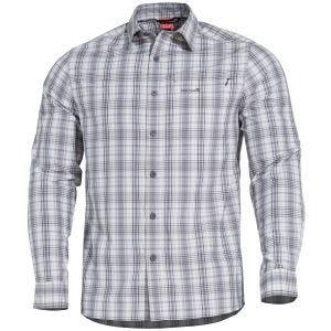 Pentagon Snoop Long Shirt WG Checks