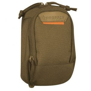 Propper 7x4 Two Pocket Media Pouch with MOLLE Coyote