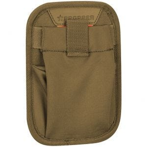 Propper 7x5 Stretch Dump Pocket Coyote