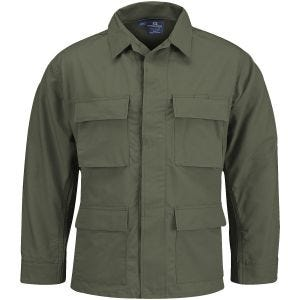 Propper Uniform BDU Coat Polycotton Ripstop Olive