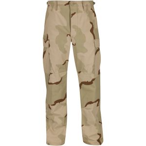 Propper BDU Trousers Button Fly Cotton Ripstop 3-Colour Desert