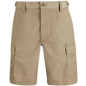 Propper BDU Shorts Polycotton Ripstop Khaki