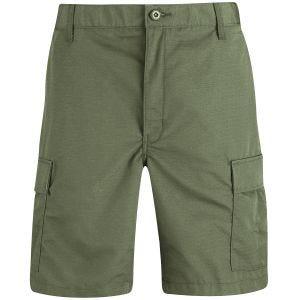 Propper BDU Shorts Polycotton Ripstop Olive