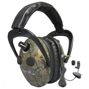 SpyPoint Electronic Ear Muffs EEM4-25 Camo