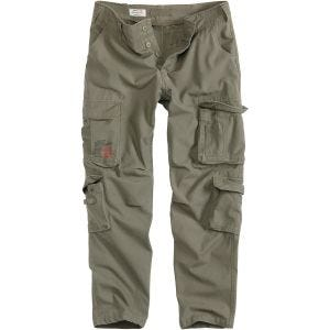 1f6b1039ad Quick View Surplus Airborne Slimmy Trousers Olive Washed