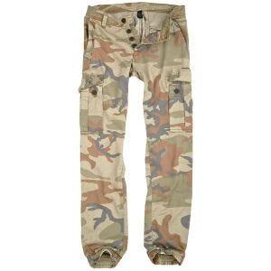 Surplus Bad Boys Pants 4-Colour Camo