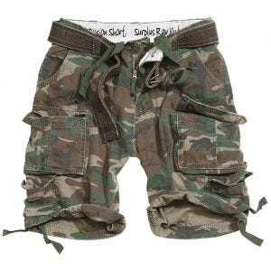 Surplus Division Shorts Woodland