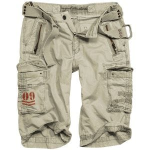 Surplus Royal Shorts Royal White