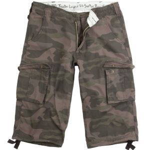 51ea9cce53 Quick View Surplus Trooper Legend 3/4 Shorts Black Camo