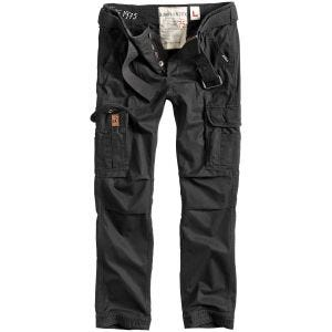 c56afa3bd4 Quick View Surplus Premium Slimmy Trousers Black Washed
