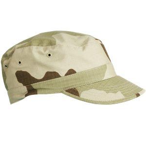 Teesar Field Cap 3-Colour Desert