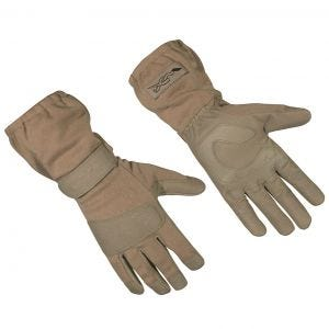 Wiley X Raptor Flame Resistant Combat Gloves Coyote