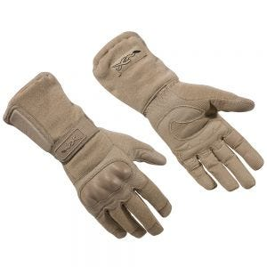 Wiley X TAG-1 Flame Resistant Combat Gloves Coyote