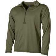 MFH US Undershirt Level II Gen III OD Green