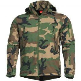 38a98d32b Pentagon Artaxes Softshell Jacket Woodland