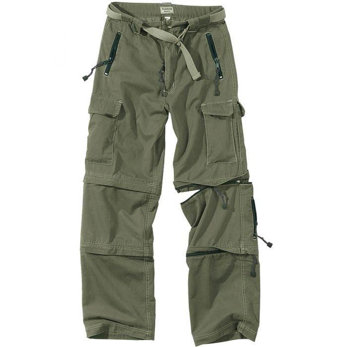 Surplus Trekking Trousers Olive