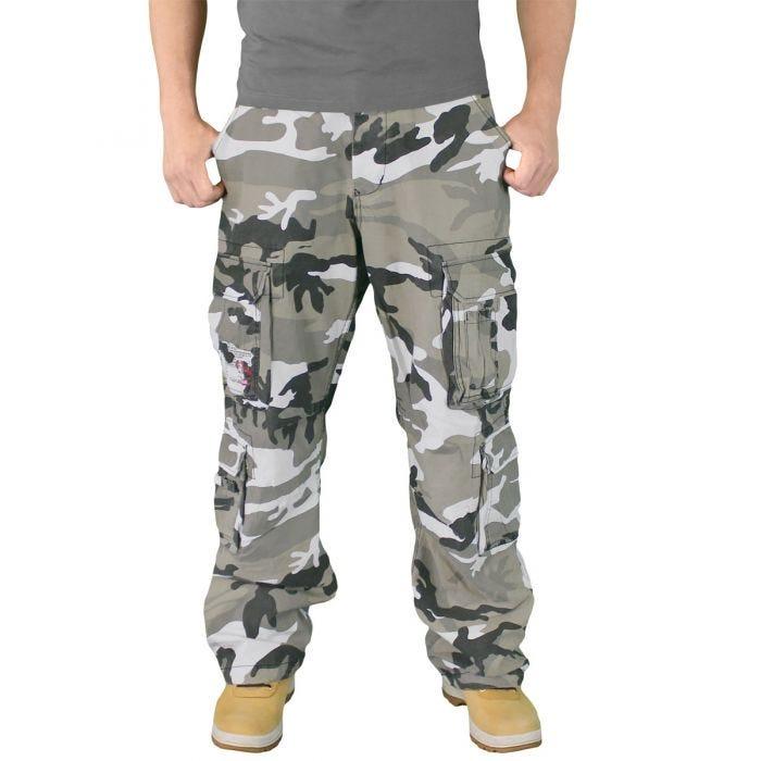Surplus Airborne Vintage Trousers Urban