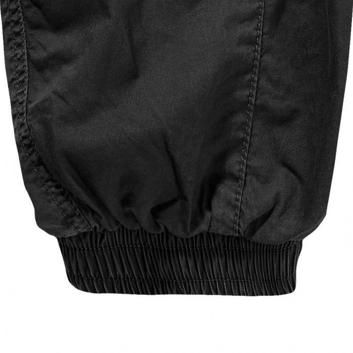 Brandit Ray Vintage Trousers Black