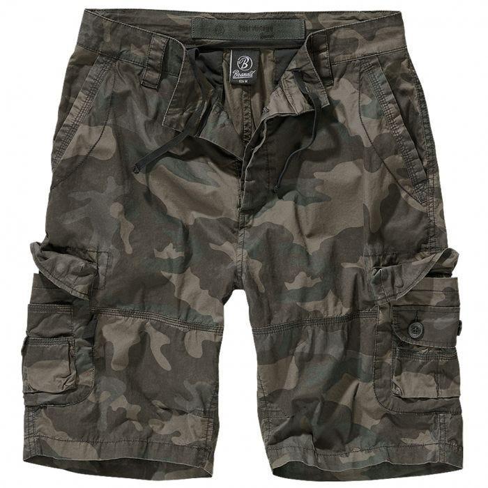 Brandit Ty Shorts Dark Camo