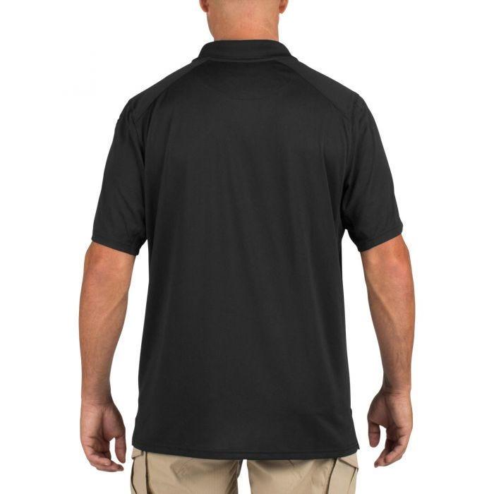 5.11 Helios Polo Short Sleeve Black