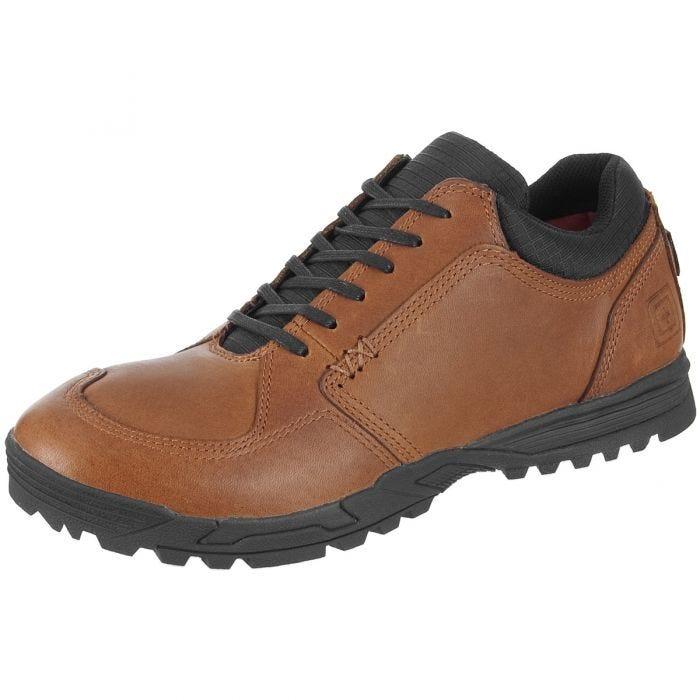 5.11 Pursuit Lace Up Shoes Dark Brown