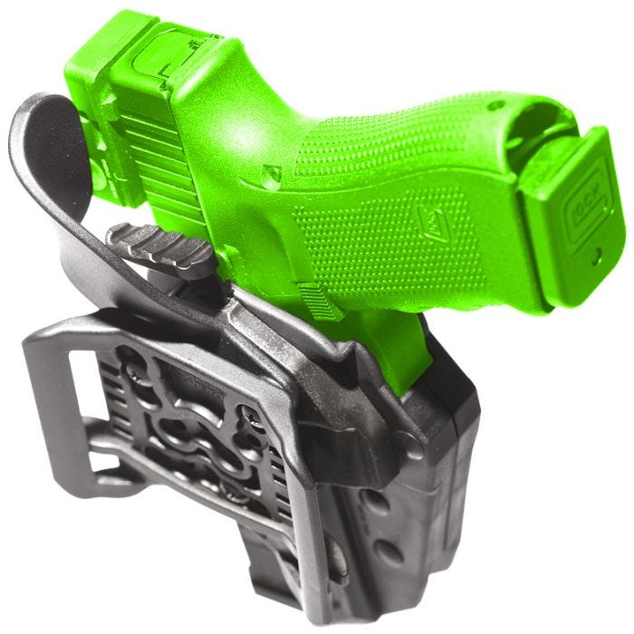 5.11 ThumbDrive Holster Glock 19/23 Left Handed
