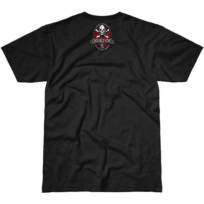 7.62 Design Double Tap T-Shirt Black