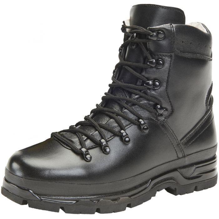5118737735d Brandit German Army Mountain Boots Black