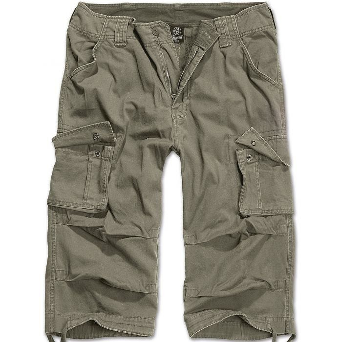 Brandit Urban Legend 3/4 Shorts Olive