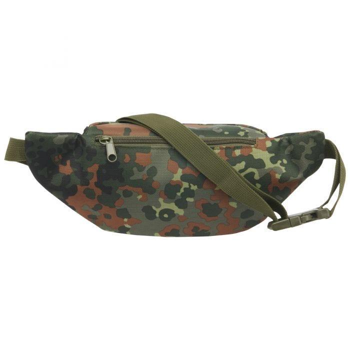 Brandit Waist Bag Flecktarn