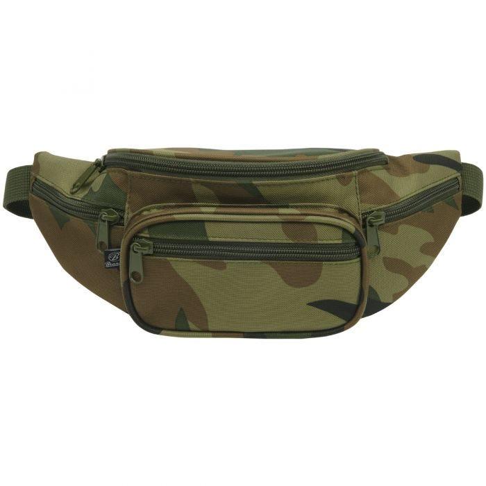 Brandit Waist Bag Woodland