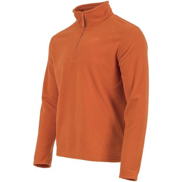 Highlander Ember Fleece Pumpkin Orange