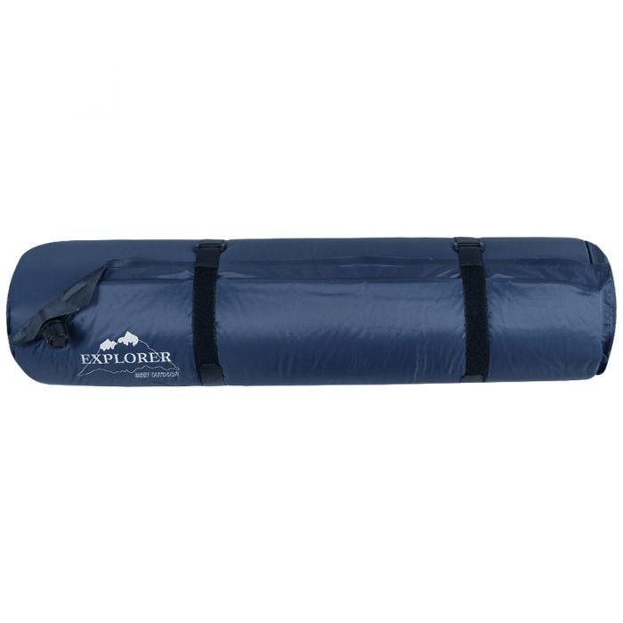 Explorer Selfinflatable Thermo Mat 200x66x10 Dark Blue