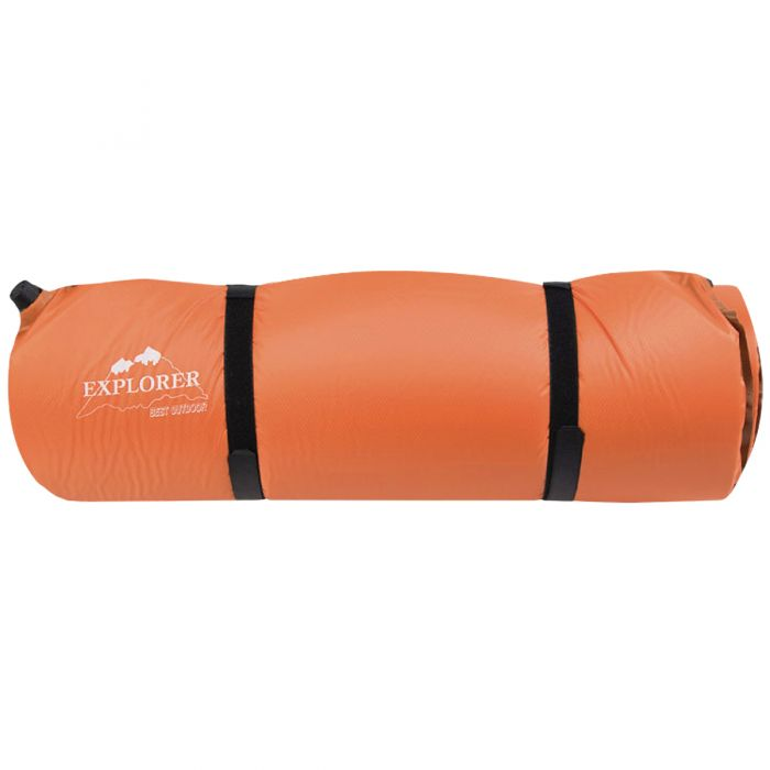 Explorer Selfinflatable Thermo Mat 200x66x10 Orange