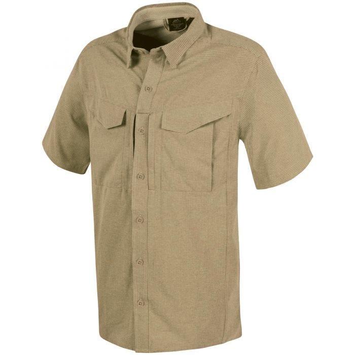 Helikon Defender Mk2 Ultralight Shirt Short Sleeve Silver Mink