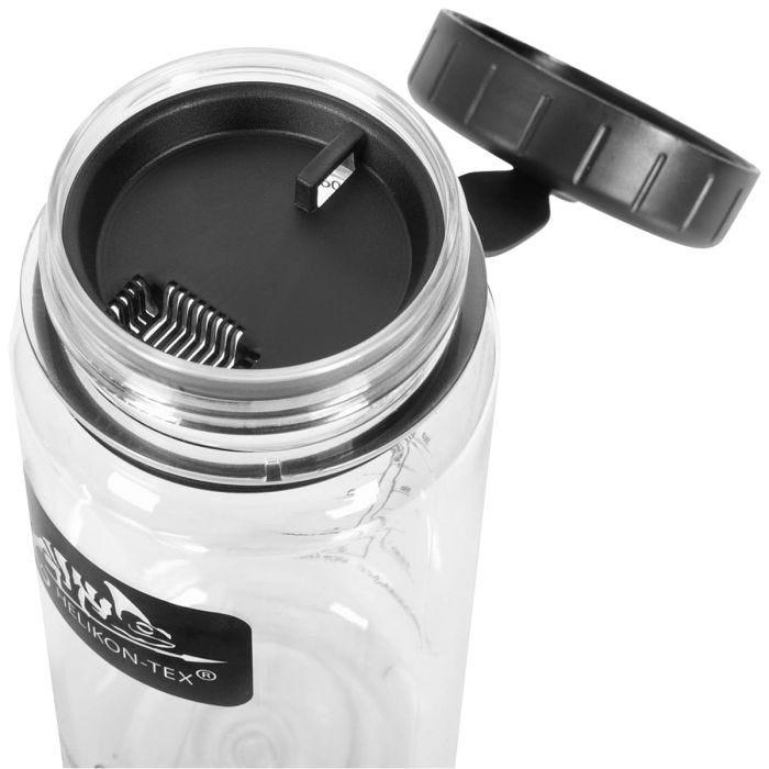 Helikon Tritan Bottle Wide Mouth (550ml) Clear