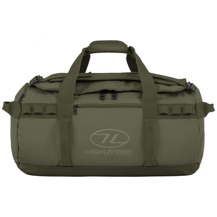 Highlander Storm Kitbag 45L Olive Green