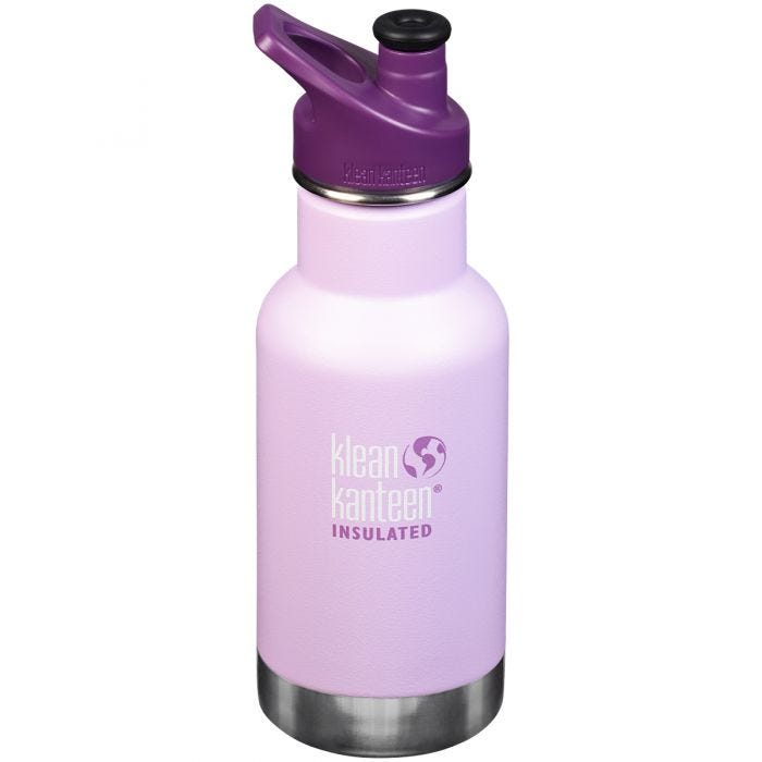 Klean Kanteen Kid Sport 355ml Bottle Sport Cap 3.0 Sugarplum Fairy