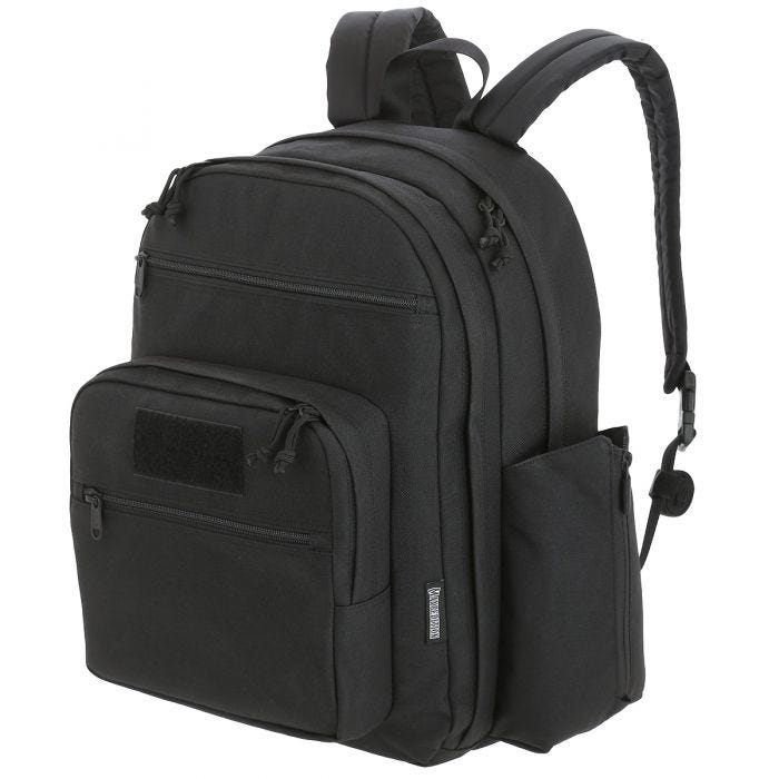 Maxpedition Prepared Citizen Deluxe Backpack Black