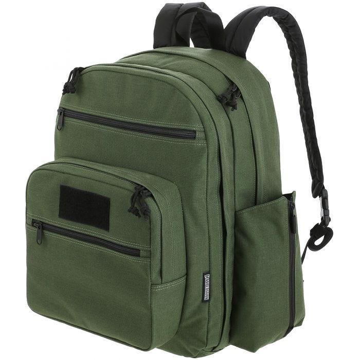 Maxpedition Prepared Citizen Deluxe Backpack OD Green