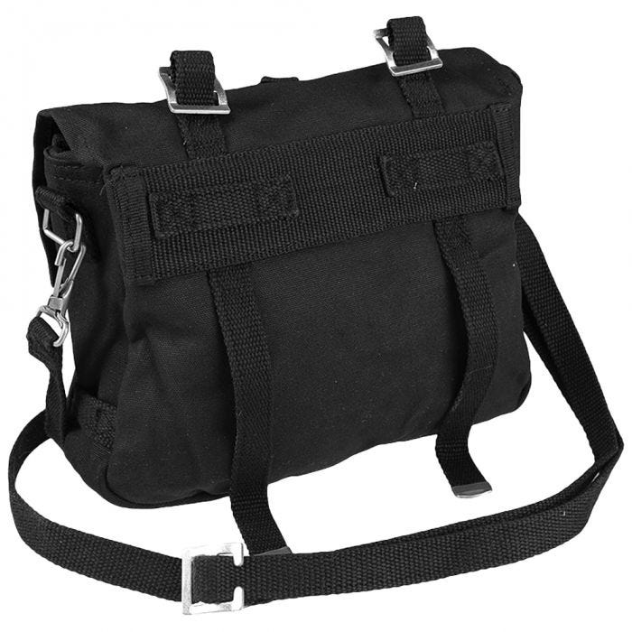 Mil-Tec Shoulder Bread Bag Black